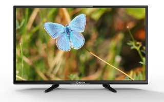 Обзор лучших телевизоров Orion: отзывы, настройки и неисправности