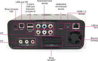 Что такое оптический выход на телевизоре и как подключить кабель к нему