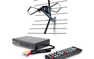 Лучшая антенна для ТВ приставки