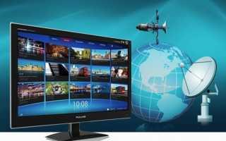 Настройка телевизора на цифровое и эфирное вещание