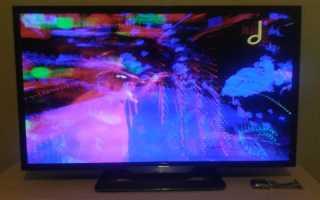 Что делать, если плохо показывает телевизор о антенны