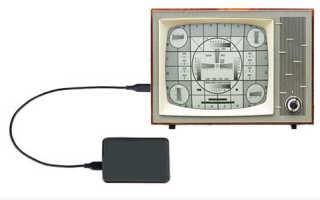 Как подключить жесткий диск к телевизору, если он его не видит