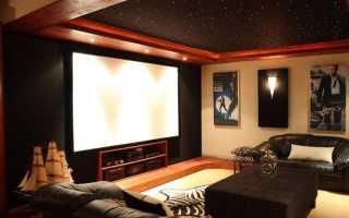 Элитные и самые дорогие современные домашние кинотеатры премиум класса