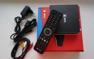 Полная инструкция приставки МТС ТВ: настройка, коды ошибок и неисправности
