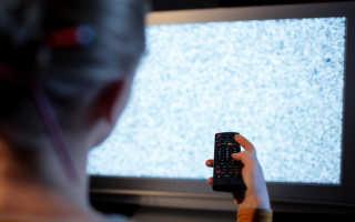 Почему трещит телевизор