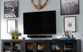 7 правил для установки телевизора в комнате