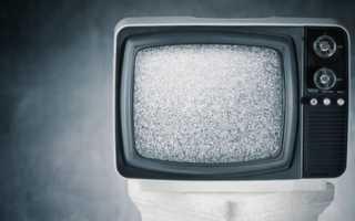 Что делать, если телевизор показывает с помехами