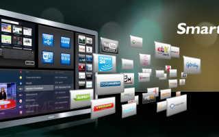 Настройка Smart TV на телевизорах Philips