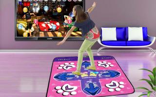 Как выбрать и подключить танцевальный коврик к телевизору