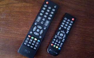 Как подобрать пульт к любому телевизору