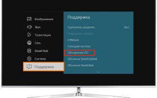 Прошивка телевизора: пошаговая инструкция