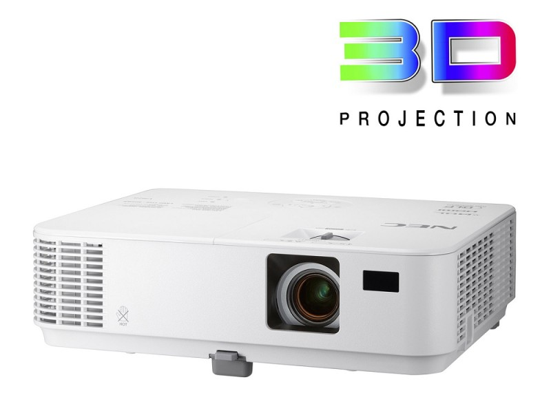 Projector NEC 3 D Ready