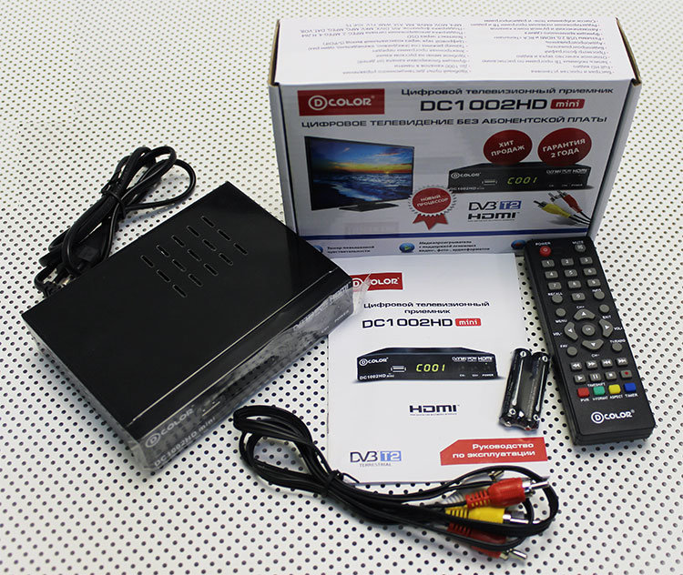 D-COLOR DC1002HD mini