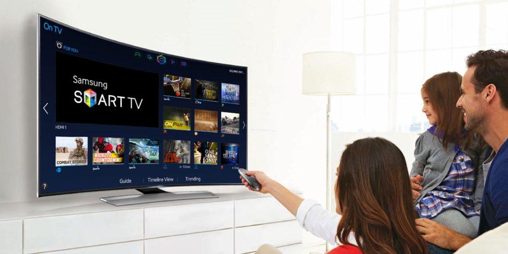 Телевизор со Смарт ТВ