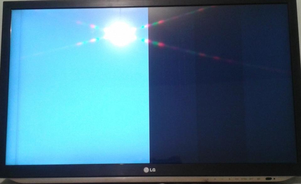 почему смещается картинка в кинескопе телевизора древнейших времен