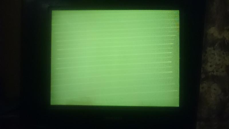 Картинка зеленая
