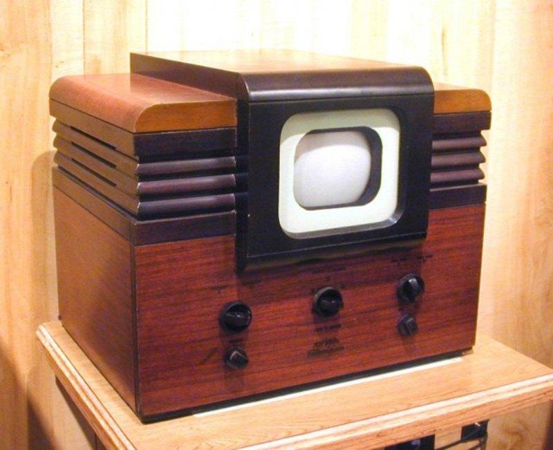 Первый телевизор