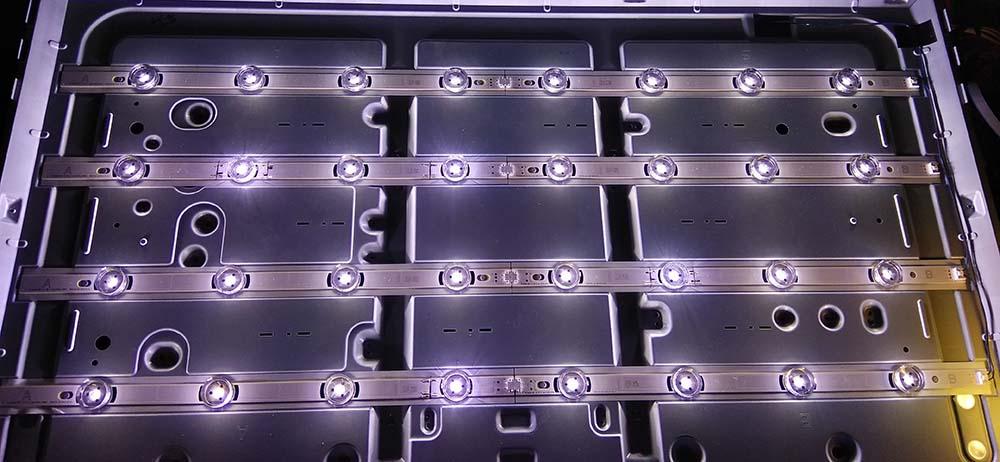 LED подсветка матрицы