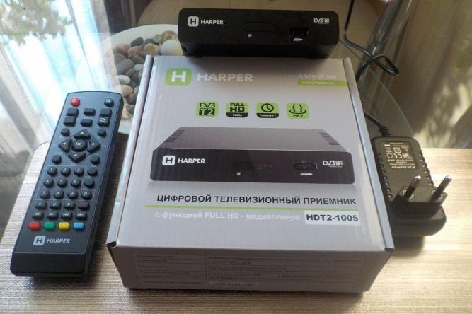 Harper HDT2-1005