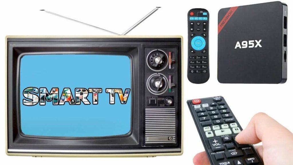 Как из обычного телевизора сделать Smart TV Как превратить старый телевизор в Smart TV с помощью телефона